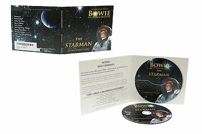Bowie For Chamber Orchestra - The Starman: 10Th Anniversary Edition [Cd]