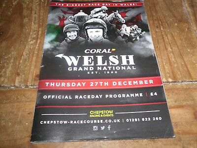2018 Welsh Grand National Racecard