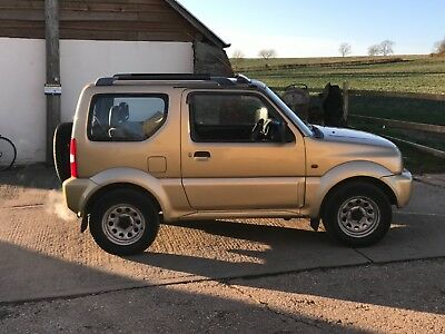 Suzuki Jimny automatic, not road legal , off road only, scrappage scheme victim