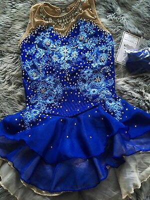 Girls Ice Skating Dress. New.