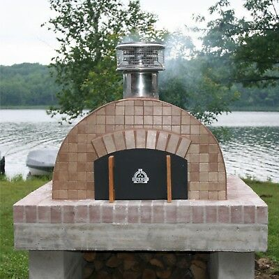 Wood Fired Pizza Oven Outdoor Oven Build A Long Lasting
