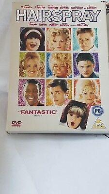 Hairspray (DVD, 2007) Good Condition