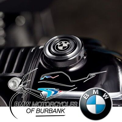 R nineT (K21) Machined Oil Filler Cap Genuine BMW Motorrad Motorcycle