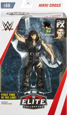 WWE Mattel Nikki Cross Elite Series #66 Figure