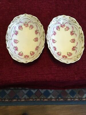 antique Dishes X 2
