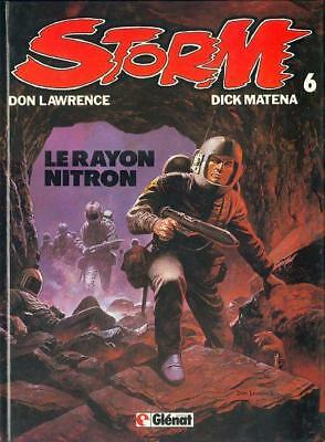EO Storm 6 Le rayon Nitron (Don Lawrence) (be/tbe)