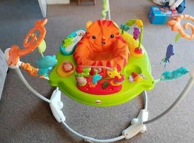 Rainforest Jumperoo Great Condition