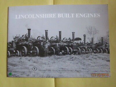 Ruston & Hornsby, Ruston Proctor etc lincolnshire built engines Lincoln