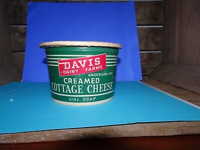 Vintage Dairy Container