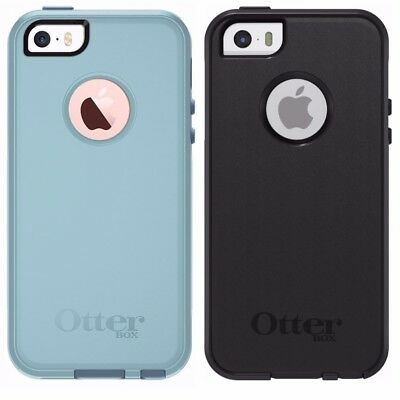 Authentic OtterBox Commuter Series Phone Case For Apple iPhone 5/5S & iPhone SE
