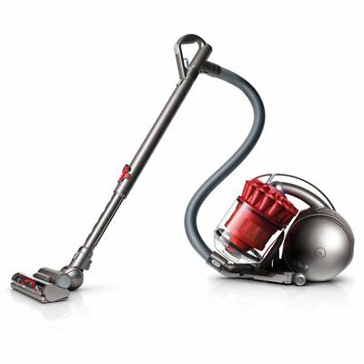 Dyson DC39 Multi Floor Pro - Red - Canister Cleaner Extra Attachments NEW