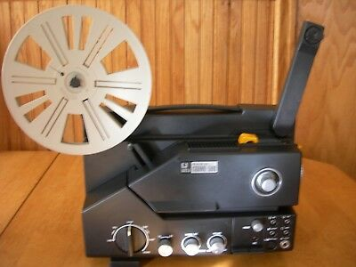 Sankyo SOUND 500 Super 8 Projector Excellent condition in original box