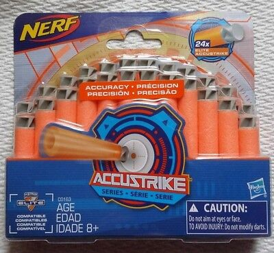 Nerf N Strike Elite Accustrike Series 24 Count Dart Refill Pack