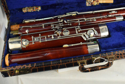 Free SHipping>> Schiller Thibouville Bassoon << Free Shipping
