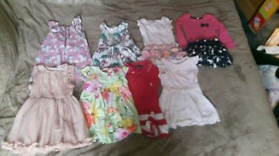 girls clothes bundle age 12-18 months- next, ralph lauren, ted baker, debenhams