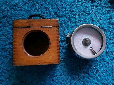 VINTAGE OLD OAK COULET ? TOULET EXCELSIOR PIGEON RACING CLOCK UNTESTED No. 79763