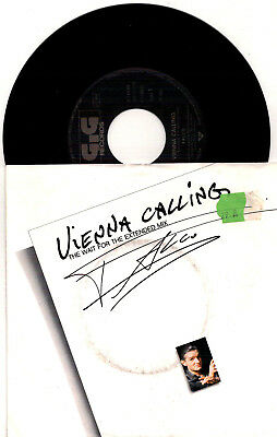 Falco - Vienna Calling (The Wait For The Extended Mix) / Tango The Night - 7''