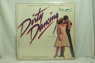 A21 Original Soundtrack From The Vestron Motion Picture - Dirty Dancing 1987 LP