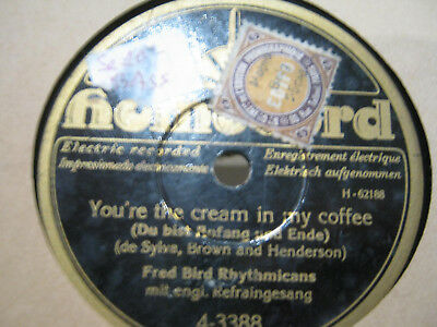 Fred Bird _Louise__You're The Cream In My Coffe_Hom 4_3388__G