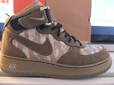 new style 2b19c 9433e NIKE AIR FORCE MID AF X RECON STASH US 9 nort camo