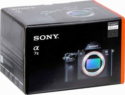 Sony Alpha a7 II 24.3MP NEW (Body Only)+Extra (read description)
