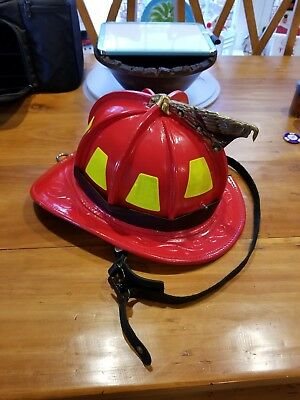 Cairns N6A Leather Fire Helmet