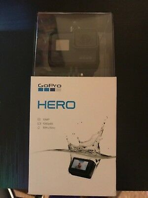 GoPro HERO (2018) Action Camera with Hero 5 Firmware Update So Now Does 4K 2.7k