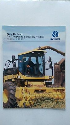 New Holland FX 25 45 forage harvester 1996 Ford New Holland USA