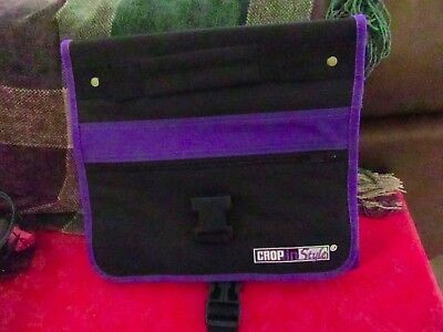 Drawing Tool Organizer CROP IN STYLE Accessories Carry Case / pencils, pens, etc
