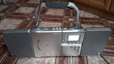 Kenwood MDX-J9 MINIDISC PERSONAL STEREO SYSTEM