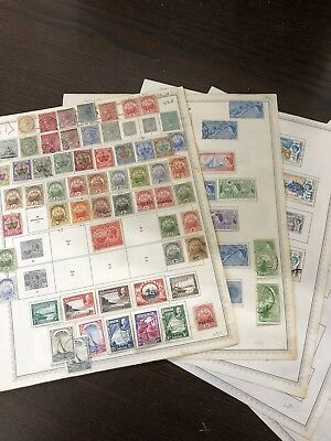 BERMUDA 1865 - 1971 Stamps Collection w/ classics 160+ inc Sc 238-54. Used-MH
