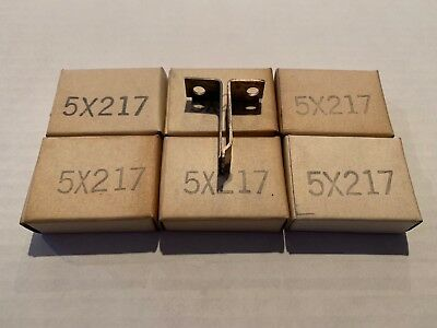Lot Of 6 New! Gould Overload Relay Thermal Heater Elements T50 5X217