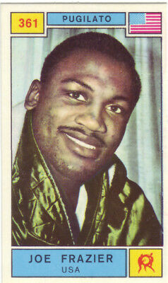 Joe Frazier  Panini 1968-1969 Directly From The Packet