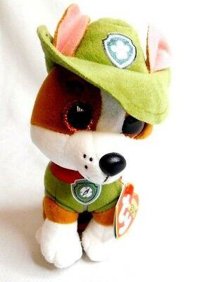 ty Tracker The Beanie Boo s Collection Paw Patrol Nickelodeon New with Tags 74840c0bf9cd
