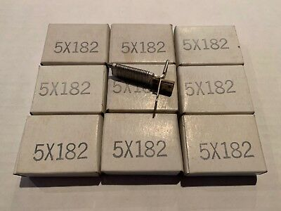 Lot Of 9 New! Gould Overload Relay Thermal Heater Elements T15 5X182
