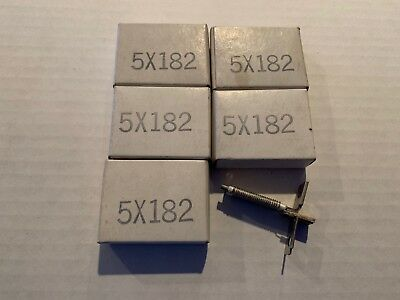 Lot Of 5 New! Gould Overload Relay Thermal Heater Elements T15 5X182