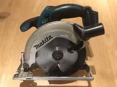 Makita Dss611 18V Lxt Cordless Circular Saw Body