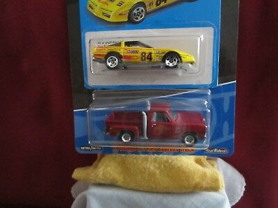 "Hot Wheels Lot Of2""50'yrs.favorites78'dodge Truck/bonus Target Only80'corvette"