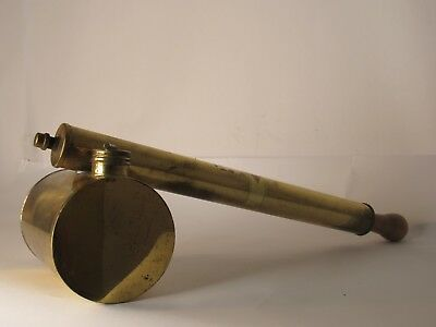Vintage Antique Brass Garden Sprayer WHB Nesthill decoration with original box