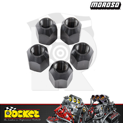"""Moroso Competition 5/18""""-20 Wheel Nuts - MO46340"""