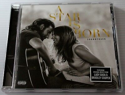 A Star Is Born - 2018 Soundtrack - 34 Track Cd Album - Lady Gaga