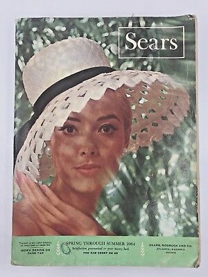 SEARS, ROEBUCK AND CO. CATALOG  Spring through Summer 1964