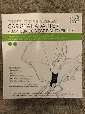 Car Seat Adapter Adaptor - Baby Jogger and many others