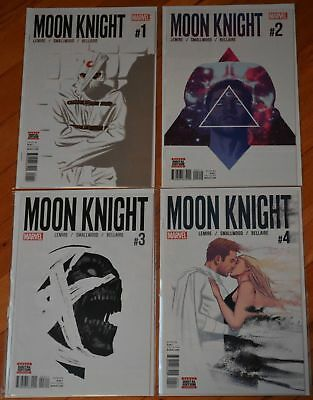 Moon Knight vol 8 #1-14 complete by Jeff Lemire & Greg Smallwood 2016/2017
