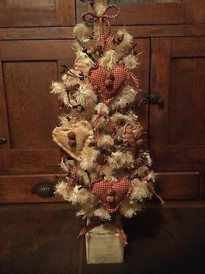 Primitive Valentine Tree