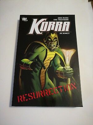 KOBRA Resurrection TPB by DC Comics (2010) FIRST PRINTING_