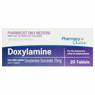 Doxylamine (20 Tablets)