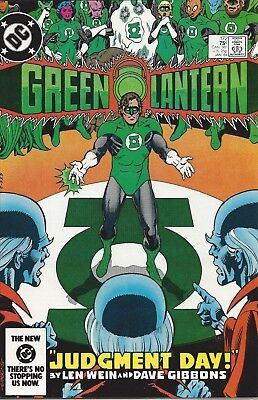 Green Lantern #172. Jan 1984. DC. VF-.