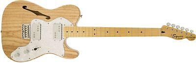 Fender Squier Vintage Modified 72 Telecaster Thinline Maple Fingerboard Natural