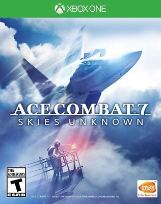 Ace Combat 7: Skies Unknown - Xbox One BRAND NEW FACTORY SEALED!!